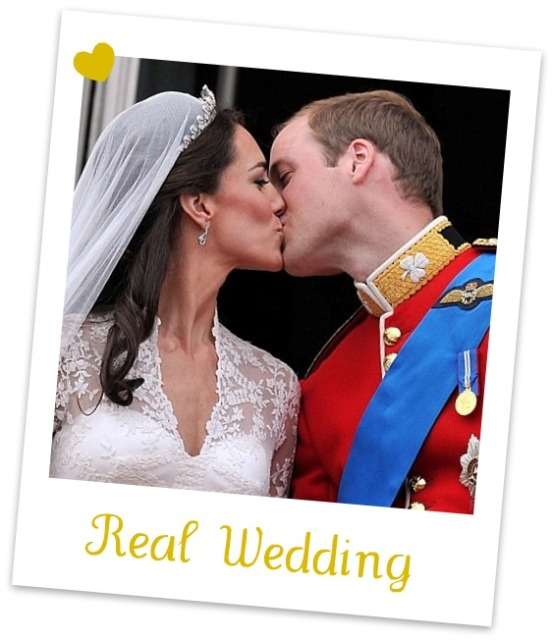 Boda Real William + Kate
