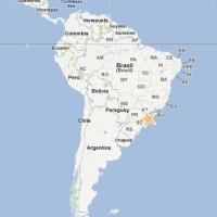 Luna de miel: Relax en Santa Catarina