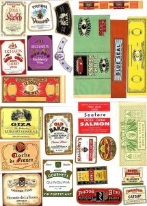 imprimible etiquetas latas vintage 3