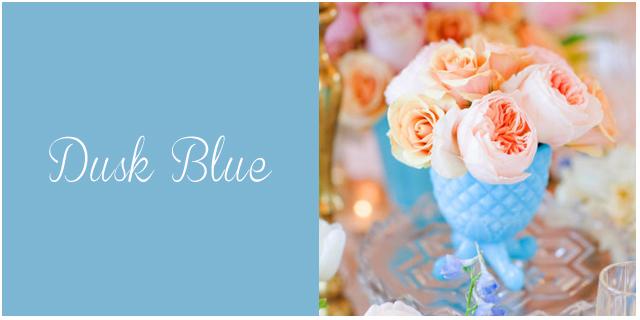 colores pantone primavera 2013 dusk blue bodas
