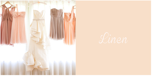 colores pantone primavera 2013 Linen  bodas