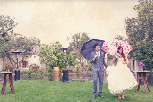 Fotos divertidas con paraguas ;)