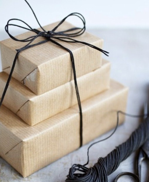 Ideas para envolver regalos 10