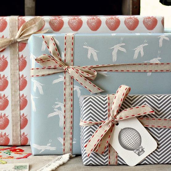 Ideas para envolver regalos 13
