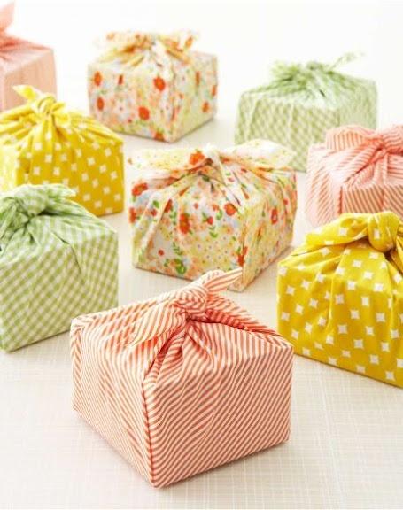 Ideas para envolver regalos 6