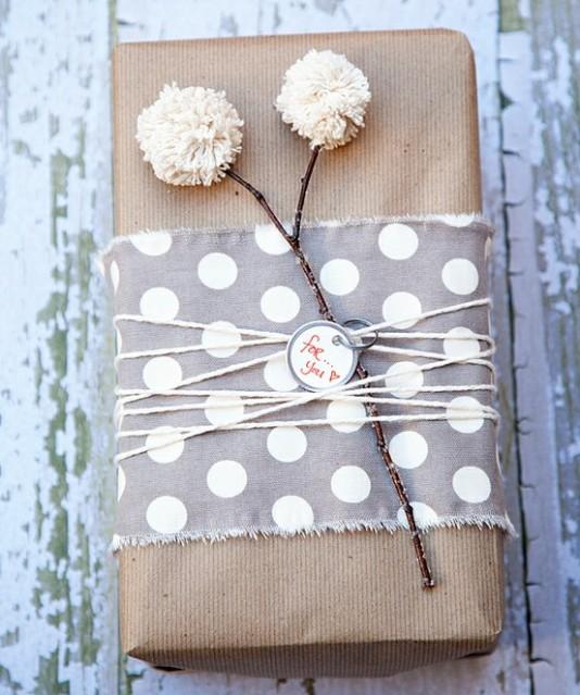 Ideas para envolver regalos 9