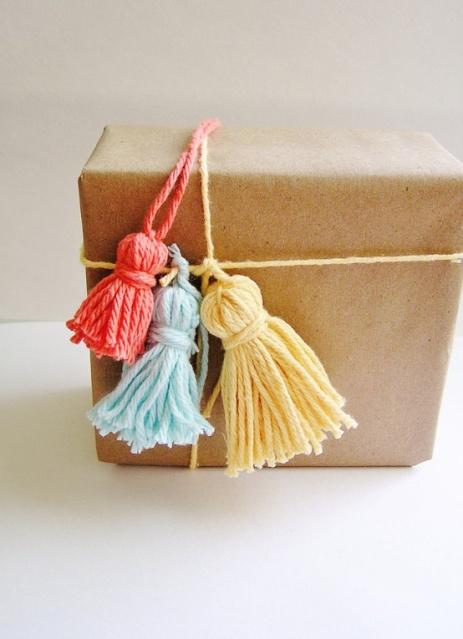 Ideas para envover regalos