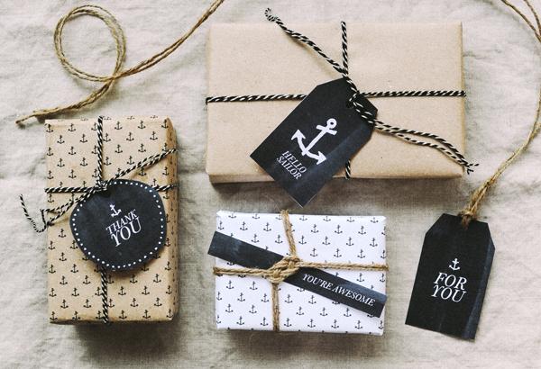 papel de regalo para chico