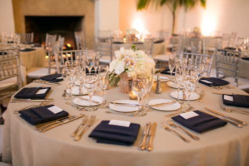 Boda elegante fotos decoración mesas