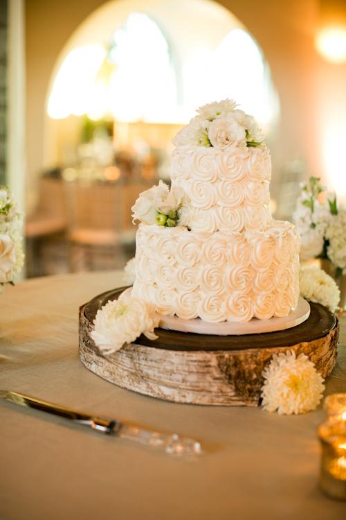 Boda elegante fotos pastel de bodas