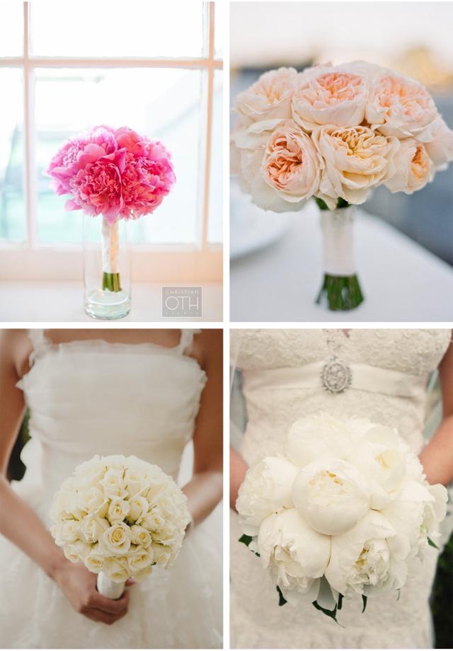 ramos de una sola flor boda 2