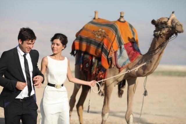 sesion de fotos boda desierto preboda 10