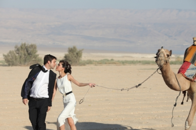 sesion de fotos boda desierto preboda 11