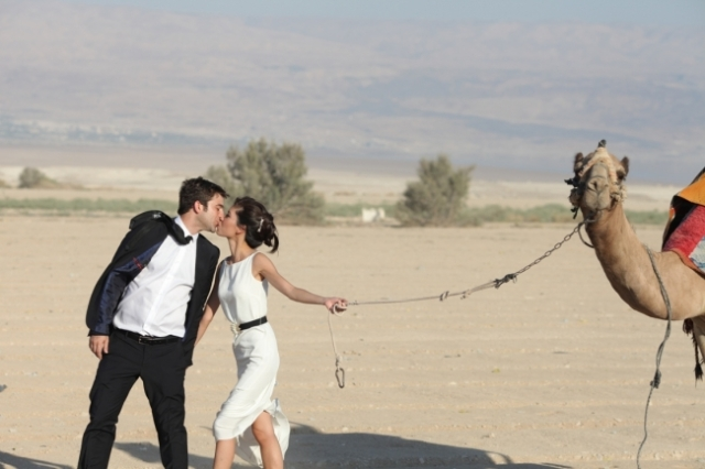 sesion de fotos boda desierto preboda 12
