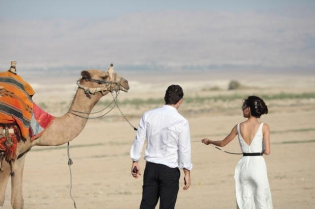 sesion de fotos boda desierto preboda 13
