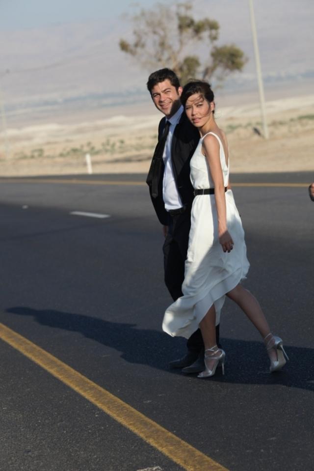 sesion de fotos boda desierto preboda 14