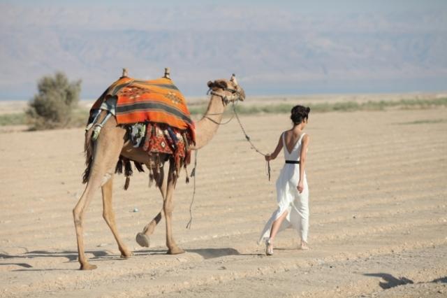 sesion de fotos boda desierto preboda 2