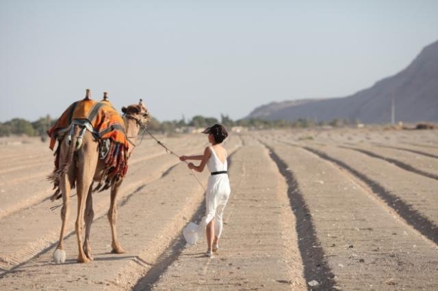 sesion de fotos boda desierto preboda 3