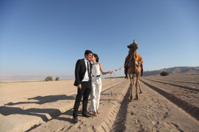 sesion de fotos boda desierto preboda 6