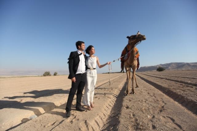sesion de fotos boda desierto preboda 7