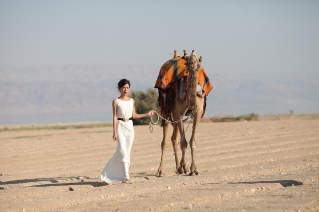 sesion de fotos boda desierto preboda 8