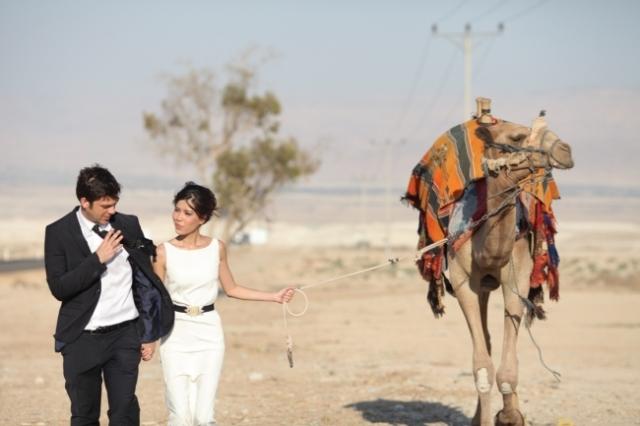 sesion de fotos boda desierto preboda 9