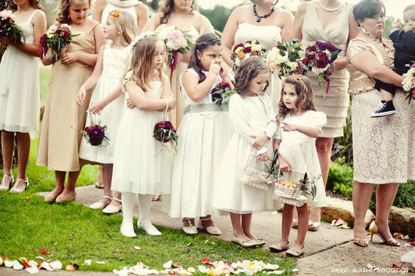 vestidos niñas para una boda