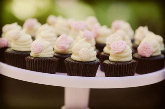 1 Alternativas al pastel de bodas cupcakes