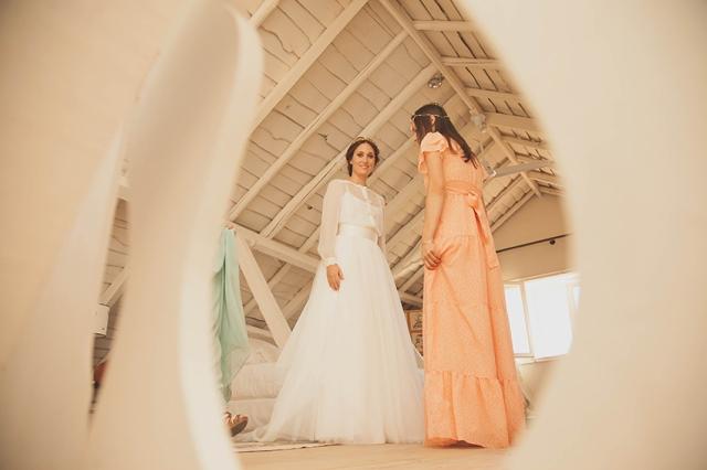10 Foto boda elegante Sara Lobla