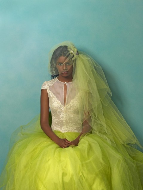 10 Vestidos de novia diferentes Maria Teresa Rabell