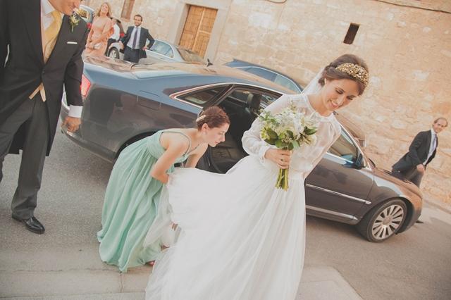 11 Foto boda elegante Sara Lobla