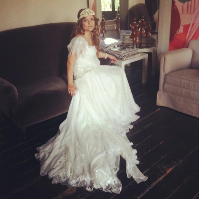 12  tocados novia invitadas boda Le touquet