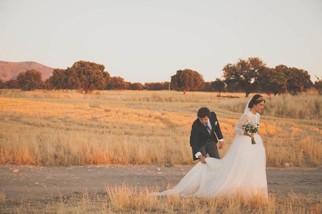 13 Foto boda elegante Sara Lobla
