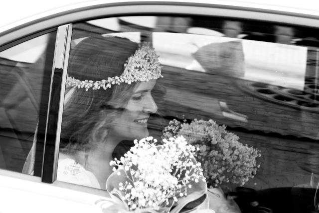 14  tocados novia invitadas boda Le touquet