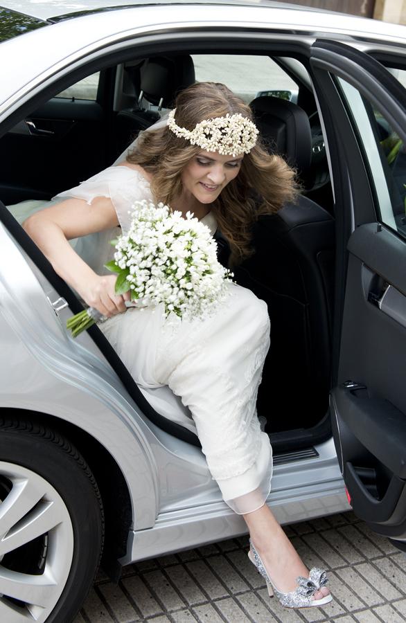 15  tocados novia invitadas boda Le touquet