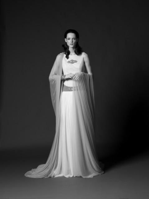 2 Vestidos de novia diferentes Maria Teresa Rabell