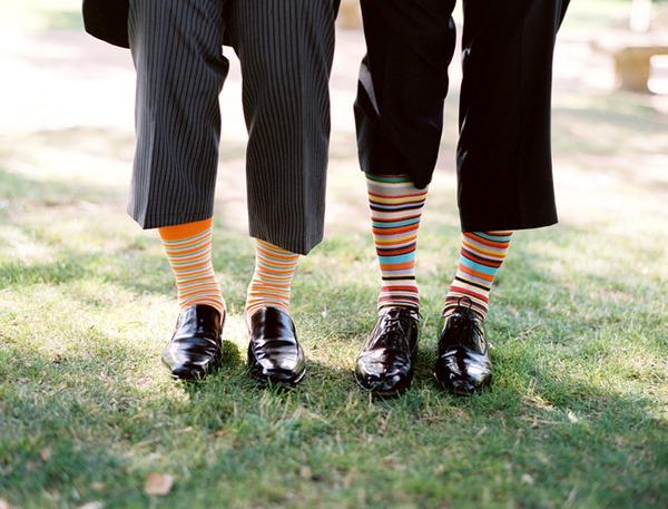 4 calcetines divertidos para novios