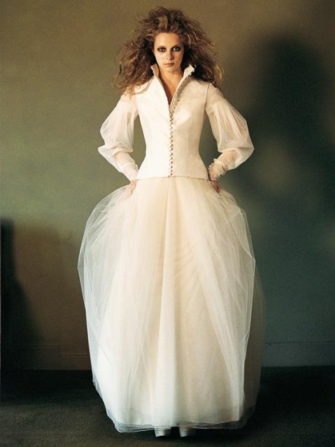 5 Vestidos de novia diferentes Maria Teresa Rabell