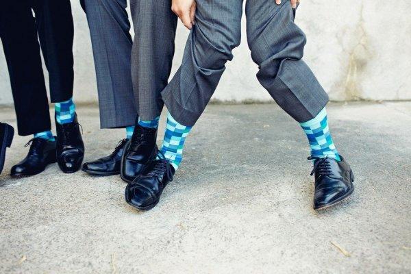 7 calcetines divertidos para novios