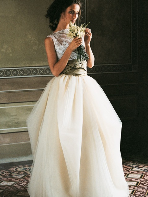 8 Vestidos de novia diferentes Maria Teresa Rabell