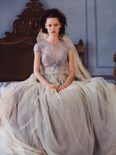 9 Vestidos de novia diferentes Maria Teresa Rabell