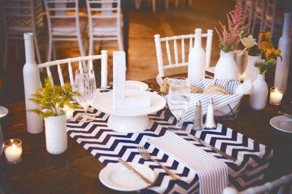 boda en amarillo blanco y azul 3