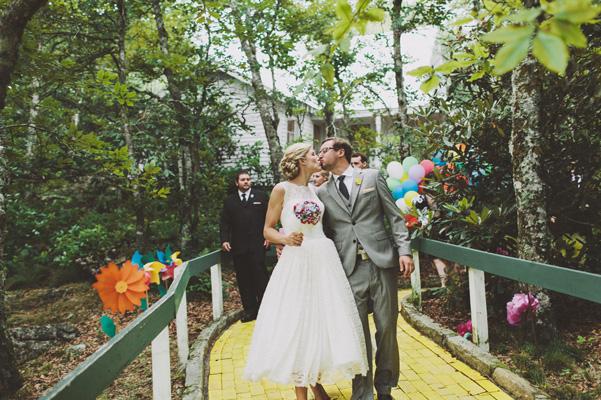 boda inspirada en el mago de oz 11