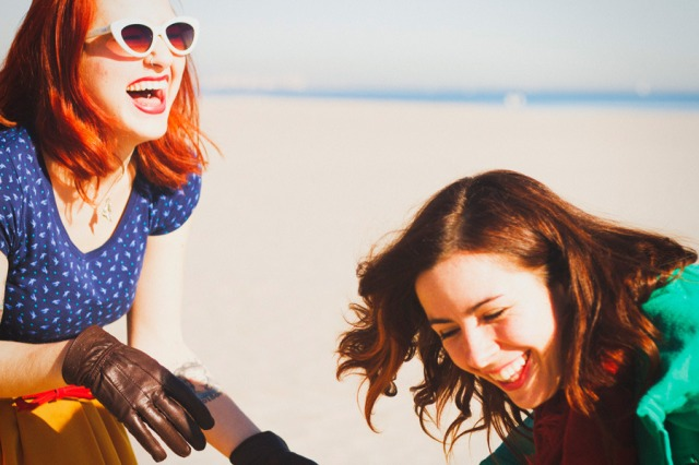 10 Sesion preboda en la playa chicas Paula G Furio