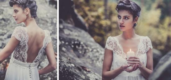2 Vestidos bohemios novia Laure de Sagazan