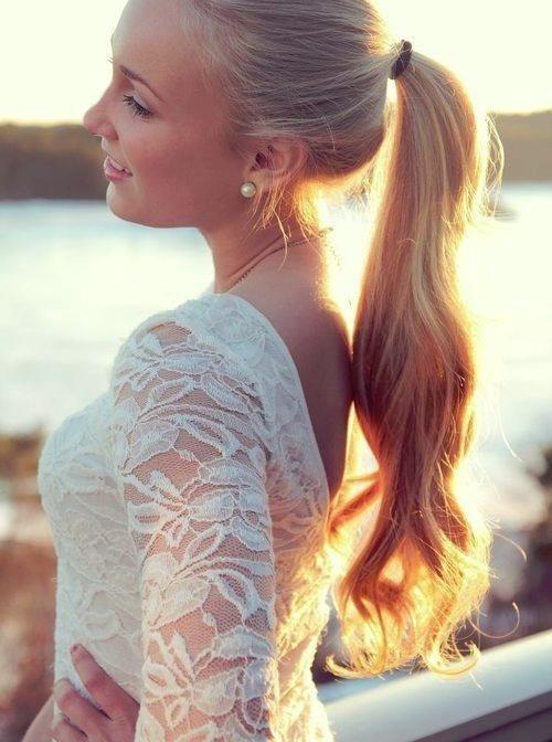 3 Boda Peinados para novias e invitadas