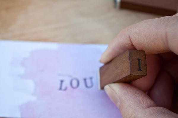 6 etiquetas de acuarela imprimible