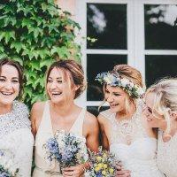 Preciosa boda de estilo rústico bohemio