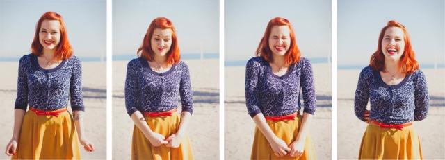 9 Sesion preboda en la playa chicas Paula G Furio