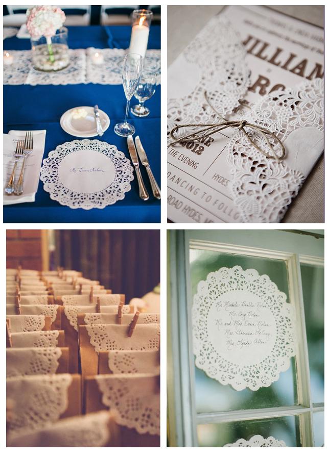 decora tu boda con blodas de papel